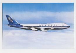AI81 Aviation - Olympic Boeing 747-200B - 1946-....: Modern Era
