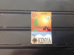Kenia / Kenya - Lions Club International (6) 1986 - Kenia (1963-...)