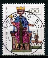 RFA - Empereur Frédéric II YT 1567 Obl. / Bund - Kaiser Friedrich II. Mi.Nr. 1738 Gest. - [7] République Fédérale