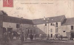 FONTENAY EN PARISIS - La Ferme Bernard - Autres Communes