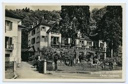 LA SUISSE : LUCERNE - CHALET GARDENIA - LU Lucerne