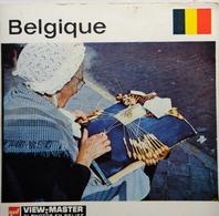 VIEW MASTER  POCHETTE DE 3 DISQUES   BELGIQUE     C 370 - Visionneuses Stéréoscopiques