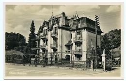 LA SUISSE : LUCERNE - CHALET BELLEVUE - LU Lucerne