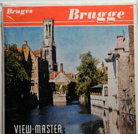 VIEW MASTER  POCHETTE DE 3 DISQUES   BRUGES  BRUGGE     C 361 - Stereoscopes - Side-by-side Viewers