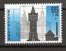 Netherlands Nederland Pays Bas Niederlande Holanda 1373 MNH ; Watertoren, Water Tower, Arca De Agua, Chateau D'eau - Monumenten