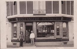 BEAUCHAMP - Carte Photo - Boulangerie - Beauchamp