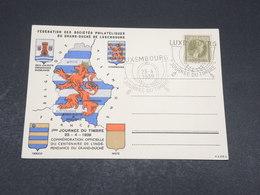 LUXEMBOURG - Carte De La Journée Du Timbre En 1939 - L 17715 - Luxembourg
