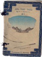 AINO FAIRY TALES By B,H, Chamberlein. N°1.Tokyo,Japon,1887-non Numéroté ( 13 Pages) - Livres, BD, Revues