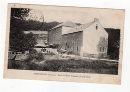 Saint Benoit ( Vienne ) - Moulins Henri Piganiol ( Façade Sud ) - 86 - - Saint Benoit