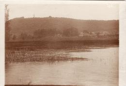 Photo Originale 1915 MUREAU à DAMVILLERS - Une Vue, Le Château, La Ferme (A55, Ww1, Wk1) - Damvillers