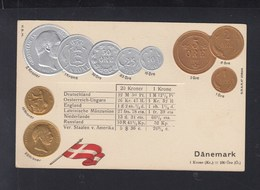 Denmark PC Coins Unused - Münzen (Abb.)
