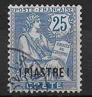 CRETE - YVERT N°16 OBLITERE  - COTE = 55 EUROS - - Used Stamps