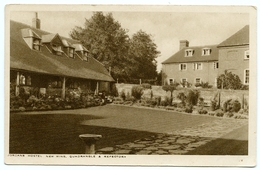 JORDANS HOSTEL : NEW WING, QUADRANGLE & REFECTORY - Buckinghamshire
