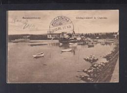 Hungary PPC Balatonföldvar 1923 - Hungary