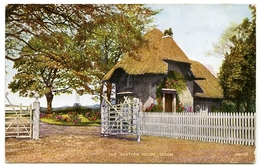 TROON : THE HEATHER HOUSE - Ayrshire
