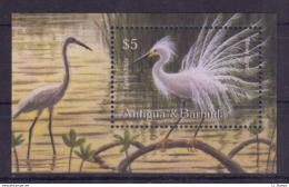 M14. Antigua & Barbuda - MNH - Animals - Birds - Vögel