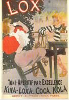 PUB Publicité  NUGERON  J 6 Nos Publicités LOX Toni Apéritif Par Excellence Kina Loxa Coca Kola  *PRIX FIXE - Publicité