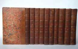 Henry St. John 10 Vol - Old Books