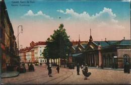 Gand Gare Du Sud - Gares - Sans Trains