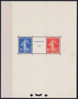 France : Block 2 Postfrisch/neuf Sans Charniere /MNH/** 1927 Some Small Spots In The Gum - Nuovi