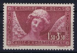 France : Yv Nr  256 MH/* Flz/ Charniere 1929 - Francia