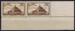 France : Yv Nr  260 Coin De Feuille Postfrisch/neuf Sans Charniere /MNH/** - Ongebruikt