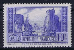 France : Yv Nr  261 B Postfrisch/neuf Sans Charniere /MNH/** Outremer Pale - France