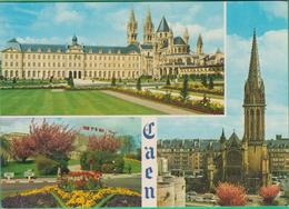 14 - Caen - Multi-vues - Editeur: Le Goubey N°4 - Caen