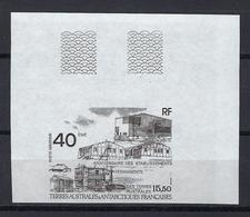 TAAF, Poste Aérienne, N° 104 ** TB Non Dentelé - Airmail