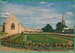 14 - Caen - L'intérieur Du Château, La Chapelle Et L'église Saint Pierre - Editeur: C.A.P N°1303 - Caen