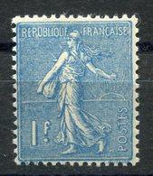 RC 8877 FRANCE N° 205 - 1f SEMEUSE LIGNÉE NEUF ** - France