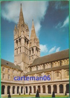 14 - Caen - Les Flèches De L'église Saint Etienne Et Le Cloître De L'Abbaye Aux Hommes - Editeur: Pierron N°14 - Caen