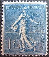 FD/2050 - 1924 - TYPE SEMEUSE LIGNEE N°205 NEUF** - Cote : 14,50 € - France