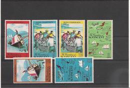 St VINCENT Année 1971 Les Grenadines N°Y/T : 306/11** - St.Vincent (1979-...)