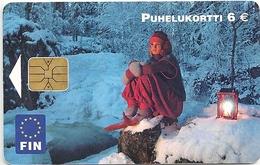 Finland - FIN - Tonttu - Gnome - 11.2003, 50.000ex, Used - Finland