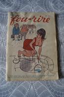 FOU-RIRE N° 111 Année 1961 - Livres, BD, Revues