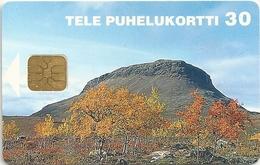 Finland - Sonera - Saanafell - 08.1997, 20.000ex, Used - Finland