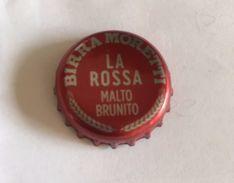 CAPSULE - TAPPO / BOTTLE CAP / KRONKORKEN / BEER - BIRRA MORETTI - LA ROSSA - MALTO BRUNITO - Birra