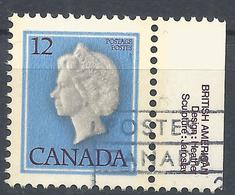 Canada 1977. Scott #713 (U) Queen Elizabeth II * - 1952-.... Règne D'Elizabeth II
