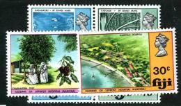 324)  FIJI  1970     Sc.#289-92  (*) - Fiji (1970-...)