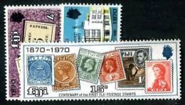 325)  FIJI  1970     Sc.#301-303  (*) - Fiji (1970-...)