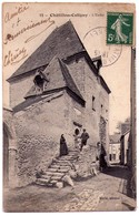 1541 - Chatillon-Coligny ( 45 ) - L'Enfer - Marie édit. - N°12 - - Chatillon Coligny