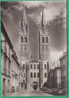 14 - Caen - L'Abbaye Aux Hommes - Eglise Saint Etienne - Editeur: C.A.P N°1064 - Caen