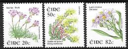 Irlande 2008 N°1815/1817 Neufs ** Fleurs Sauvages - Neufs