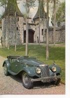 Chassaing De Borredon M. G.  T.F. 1955 N° 119 - Le Bec Helloin Musée Automobile De L'abbatiale (cp Vierge) - Turismo