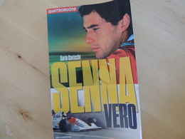 SENNA Vero Carlo Cavicchi Ed. DOMUS - Motori