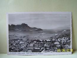 S. VICENTE (CABO VERDE) VISTA PARCIAL DO MINDELO. - Cap Vert