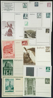 29 GERMANY: 13 Postal Cards, Most Illustrated, Very Thematic, Excellent Quality! - Germany