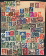 104 GERMANY: Lot Of Varied Stamps, Some Very Interesting, Fine To VF General Quality, Low Start!! - Germany