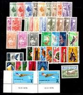 Nouvelles-Hébrides Belle Petite Collection Neufs ** MNH 1953/1976. Bonnes Valeurs. TB. A Saisir! - Lots & Serien